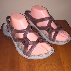 Merrell Brown Sandals Sz 10 women's
